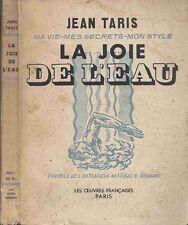 La Joie De L'Eau de Jean TARIS