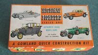 Highway Pioneers Series One by Gowland & Gowland 1929 Bentley - SEALED CONTENTS