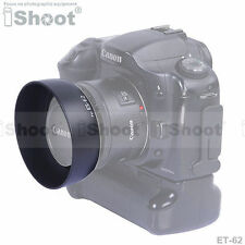 Front Lens Hood Protective Cover ES-62+ ER-62 for C Canon EF 50mm f/1.8 II