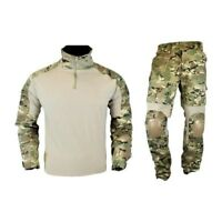 Uniforme de Camouflage Js Warrior Multicam By Js-Tactique