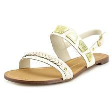 DV By Dolce Vita Daliah Women US 8 White Slingback Sandal
