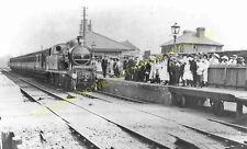 Stanford-le-Hope Railway Station Photo. Pitsea - Tilbury. LT&SR. (3)