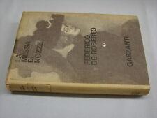 (Federico de Roberto) La messa di nozze 1963 Garzanti 1 ed.