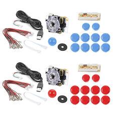 Zero Delay Arcade USB Encoder Board Joystick DIY Projects Support SANWA Parts