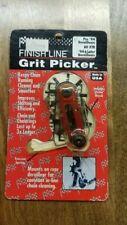 Vintage Finish Line Grit Picker Pre 1994 Derailleur Mount Chain Cleaner RARE