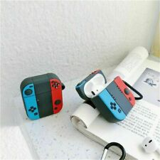 1PC Silicone Wireless Earphone Cover Case For Nintendo Switch Apple Airpods 1 2