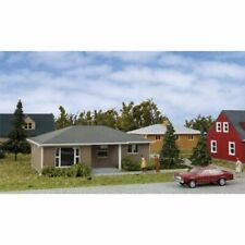 Walthers Cornerstone 933-3838 - Ranch House Brick Kit   - N Scale