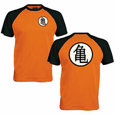 Goku Training Symbol Baseball T Shirt Medium
