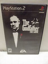 PLAYSTATION 2 THE GODFATHER COMPLETE