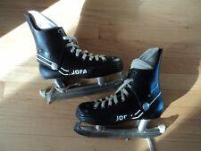 Vintage 1970's Jofa Plastic Molded Ice Hockey Skates