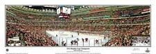 Chicago Blackhawks STANLEY CUP 2013 United Center Panoramic Poster Print