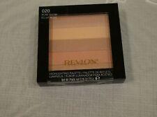 Revlon~Highlighting Palette~020 Rose Gold~.26 oz~H/T/F~New