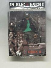 """Mezco Toys Public Enemy CHUCK D & FLAVA FLAV 8"""" Action Figures"""