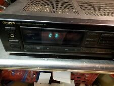 Onkyo TX-902 SYNTJESIZED TUNER AMPLIFIER.. NO REMOTE