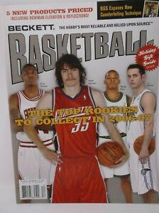 Beckett Basketball December 2006 Issue #197