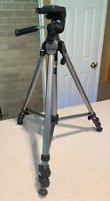 Vanguard Video Photo Tripod CT-278, 61 inch tall, Barely Used