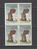 Portugal Mozambique | 1964 | Sailor | block of 4 | MNH