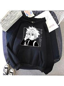 Herren Hoodie Anime Hoodies Männer Frauen Streetwear Pullover Harajuku Hoodie