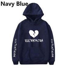1pc Unisex Autumn&Winter Xxxtentacion Sweatshirt Street Fashion Hoodies Clothes