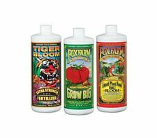 FoxFarm FX14049 Liquid Nutrient Trio Soil Formula - 32oz (3 Pack)