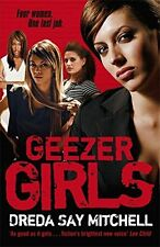 DREDA SAY MITCHELL __ GEEZER GIRLS ___ SHOP SOILED __ FREEPOST UK