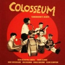 COLOSSEUM - TOMORROW'S BLUES NEW CD