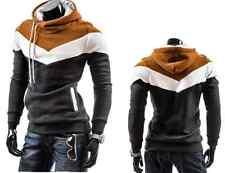 Men's Slim Pullover Hoodie Warm Fleeces Hooded Sweatshirt Coat Sweater Outwear