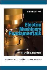 Electric Machinery Fundamentals by Chapman (Paperback, 2011)