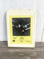 Foghat Stone Blue 8 track tape tested