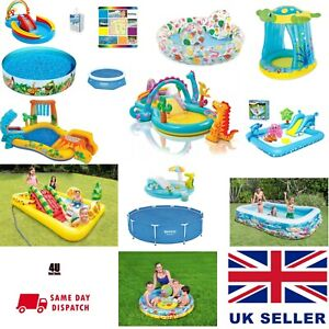 Bestway Swimming Pool Kids Garden Paddling Pool Intex Inflatable Swimming Pool
