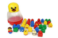 LEGO Duplo PRIMO 2090 Bear Baby Toddler Storage Tub - Complete Set with Extras