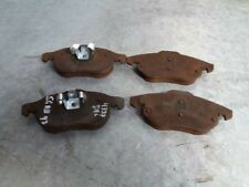 Pastillas de freno SAAB 9-3 BERLINA 1.9 TiD vector 2004 delanteras ok 1546326