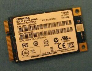 128GB Toshiba THNSNF-128GMCS Msata SSD Hard Drive HDD