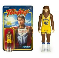Teen Wolf Basketball ReAction Figure Original Limited Edition 80's Cult Classic