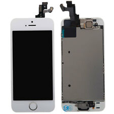 A++ LCD Touch Screen Digitizer Display Assembly Replacement White for iPhone SE