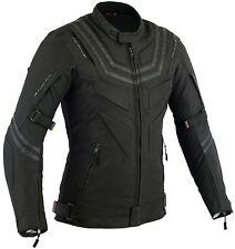 Tuck Mens Motorbike Protective Jacket Waterproof L