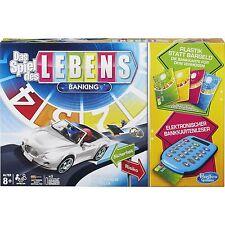Hasbro Gaming Das Spiel des Lebens Banking, Brettspiel