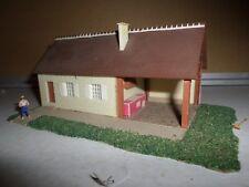 maquette 1323 maison jouef