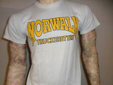NORWALK TRUCKERETTES T SHIRT Ohio High School Dance Team Cheer Truckers vtg