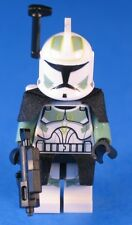 LEGO® brick STAR WARS™ Sand Green DELUXE CLONE COMMANDER / TROOPER Minifigure