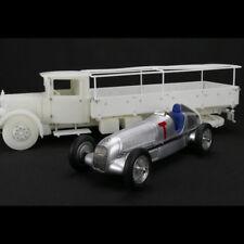 Cmc M-164 Mercedes-Benz 1934 Voiture de Course Transporter + W25 T Set Neuf 1:18