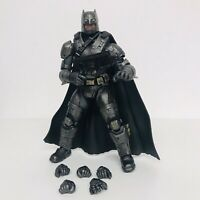MEDICOM MAFEX Armoured (armored) Batman Action Figure Batman v Superman