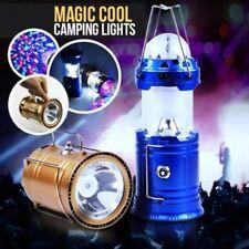 Magic Cool Lights natale Luce Lampada Discoteca Portatile Campeggio lanterna