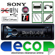 Sony Car Stereos & Head Units for Fiat