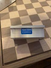 "Thomson open linear bearing TWN 12 OPN super pillow block 3/4"" shaft"