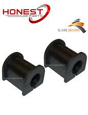 For MAZDA BONGO 95-05 FORD FREDA 95-03 FRONT ANTI ROLL BAR D BUSHS X2 Karlmann