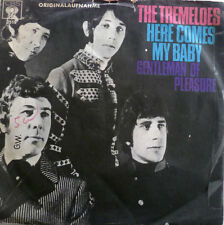 """7"""" 1967 ORIGINAL! TREMELOES : Here Còmes My Baby /VG+?"""