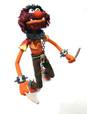 "Palisades toys Jim Henson Muppets 12"" ANIMAL Articulated Mega Figure RARE"