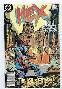 HEX  #3  DC Comics 1985.