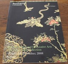 Bonhams Goodman Aust Fine Furniture Dec Arts Catalogue Nov 2008 Sydney